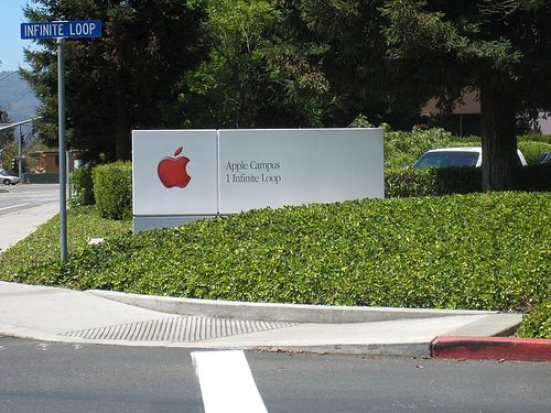 Apple 1 Infinite Loop - Cupertino