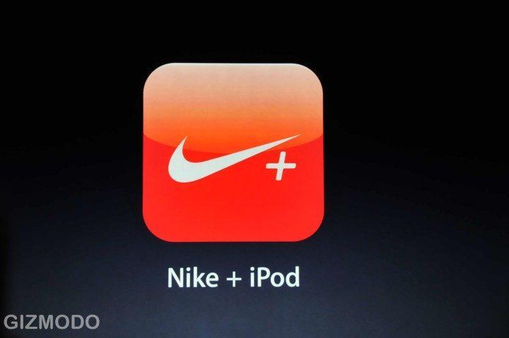 Nike en iPod touch