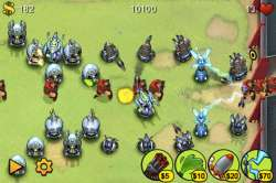 fieldrunners towers