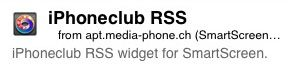 iPhoneclub RSS