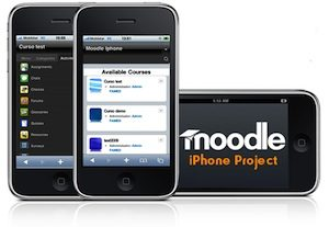 moodle iphone
