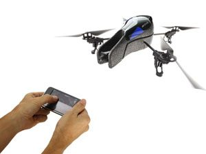 ar drone iphone