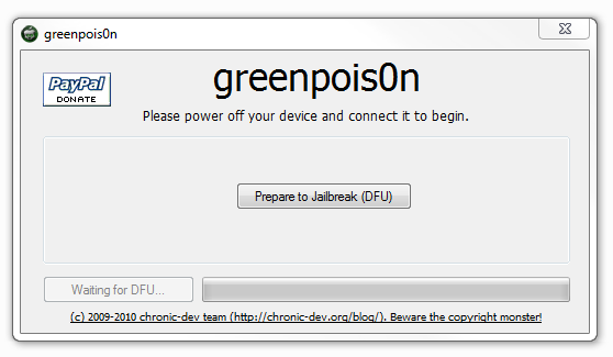 greenpois0n RC2