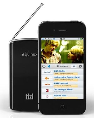 tizi iphone hotspot