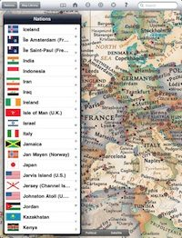 world atlas ipad