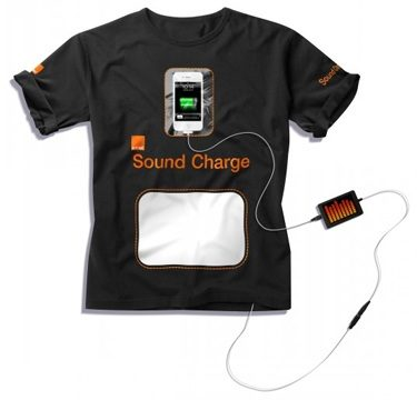 soundcharge orange
