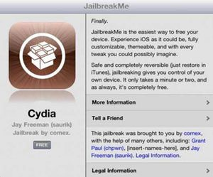 JailbreakMe.com beta