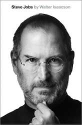Cover biografie Steve Jobs