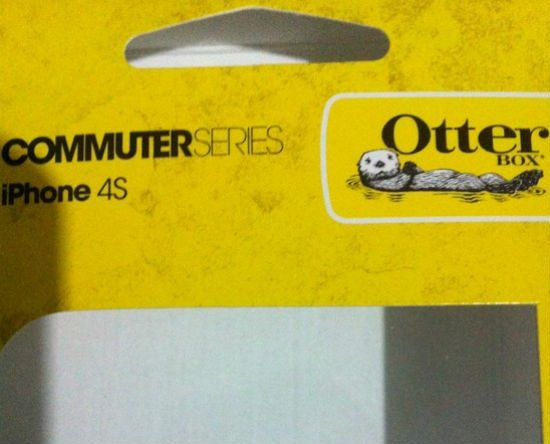 OtterBox iPhone 4S hoes bewijs