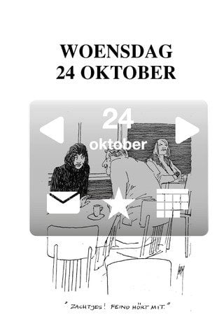 Kalender oktober 2012 2012 Calendar