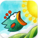 10 x Schattig Tiny Wings iPhone iPod touch