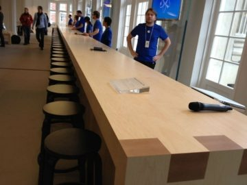 Apple Store Amsterdam iPhoneclub.nl
