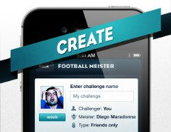 Football Meister create voetbalpoule