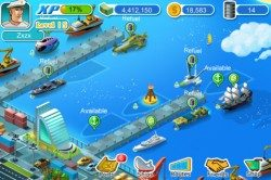 GU MA Shipping Tycoon iPhone iPod touch
