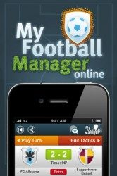 My Football Manager Online header