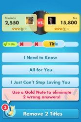 Song Pop liedje raden