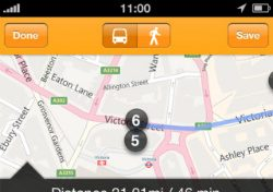 Londen 2012 Apps Bing Get MeThere