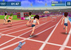 Londen 2012 Apps London 2012 Official Mobile Game