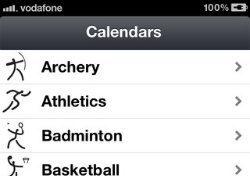 Londen 2012 Apps Olympische Spelen Londen 2012