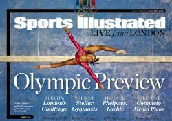 Londen 2012 Apps Sports Illustrated iPad