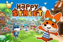 GU DO Happy Street header