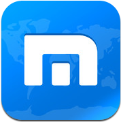 Maxthon Web Browser iPhone iPod touch