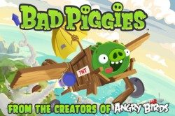 Bad Piggies header iPhone iPod touch