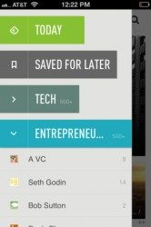 Feedly indeling RSS-feeds