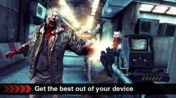 Horrorgames iPhone Dead Trigger