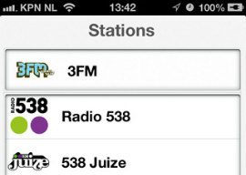 Nederland.dj stations header