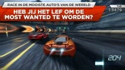 Need for Speed Most Wanted McLaren race