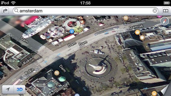 dam-amsterdam-apple-maps