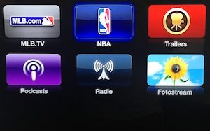Apple TV NBA