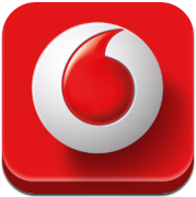My Vodafone 2.0 belstatus-app iPhone