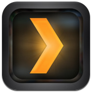 Plex iPad iPhone mediacenter