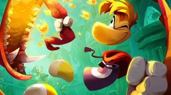 Beste iPad-apps 2012 Rayman header