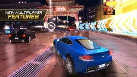 Beste iPhone-games 2012 Asphalt 7 Heat