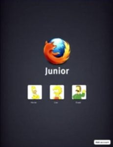 mozilla junior