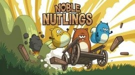 GU VR Noble Nutlings iPhone iPod touch header