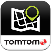 TomTom Places iPhone