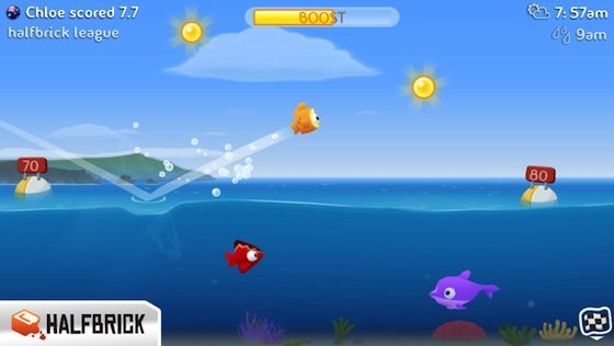 Fish Out of Water screenshot