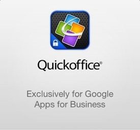 quickoffice business