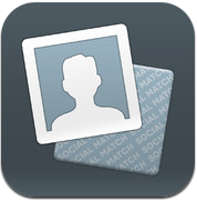 Social Match pictogram iPhone