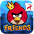 Angry Birds Friends iPhone iPad uitgekomen