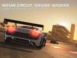 Real Racing 3 Dubai iPhone iPad
