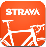 Strava Cycling Runkeeper onder wielren-apps iPhone