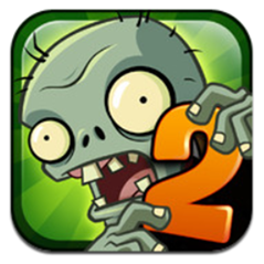 Plants vs Zombies 2 iOS header