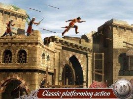Prince of Persia Shadow and the Flame iPad iPhone
