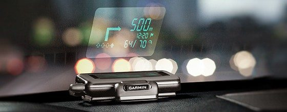 garmin hud breed