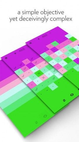 ICS Harmonie Harmony puzzelspel iPhone iPad